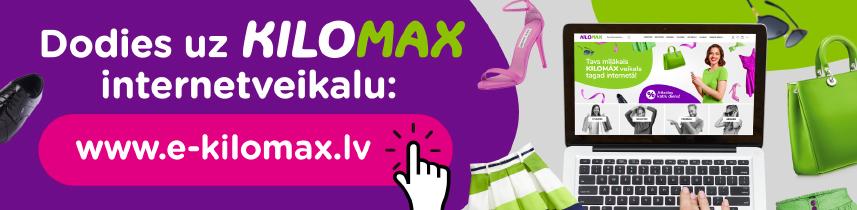Kilomax - Banner 25x20m
